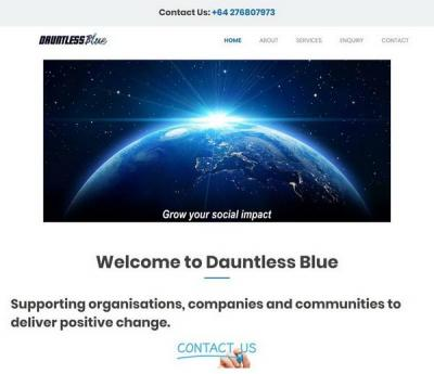 Dauntless Blue