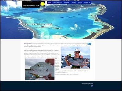 Fishing Aitutaki